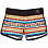 Rip Curl MEXICAN STRIPES BOARDSHORT BLACK