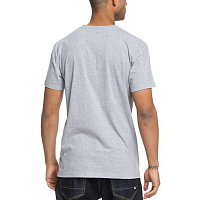 DC PILL BOXING SS M TEES GREY HEATHER