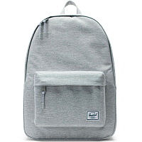 Herschel Classic Light Grey Crosshatch
