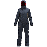 Airblaster WOMEN'S INSULATED FREEDOM SUIT Hot Black