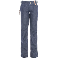Holden SKINNY DENIM PANT Raw Denim