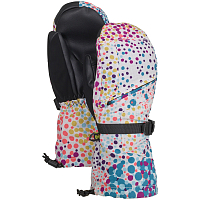 Burton YOUTH VENT MTT STOUT WHITE DOTS