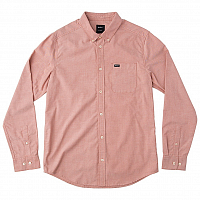 RVCA THAT'LL DO OXFORD LS BAKED APPLE