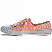 CONVERSE CHUCK TAYLOR ALL STAR CORAL OX VAPOR PINK/SUNSET GLOW/PORPOISE/WHITE