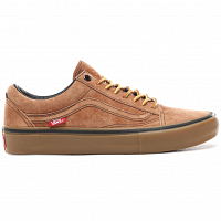 Vans MN OLD SKOOL PRO (Anti Hero) Cardiel/camel