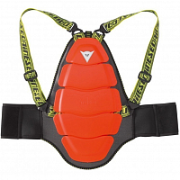 Dainese KID BACK PROTECTOR 01 EVO RED