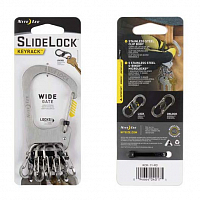 Nite Ize SLIDELOCK KEYRACK ASSORTED