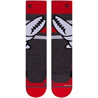 Stance SNOW CRAB GRAB BOYS RED