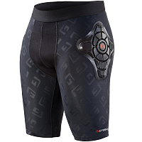 G-Form PRO-X Compression Shorts BLK/BLK-BLK EMBOSG