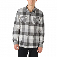 Vans MN BOX FLANNEL MARSHMALLOW-FROST GREY