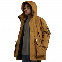 Element EXPLORER DOWN PARKA GOLD BROWN