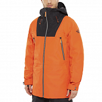The North Face M CEPTOR JKT OR/BLACK (3LZ)