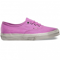 Vans Authentic (Overwashed) radiant orchid