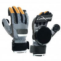 Loaded Loaded FREERIDE Gloves Gray / Black
