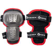 UFO MULTISPORT KNEE GUARDS BLACK/RED