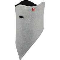 Airhole FACEMASK 2 LAYER HEATHER GREY