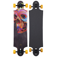 Landyachtz TEN TWO FOUR COMPLETE SKULL