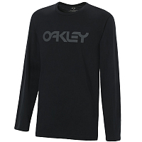 Oakley 100C-MARK II L/S TEE BLACKOUT