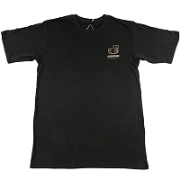 FOLLOW EASY BEAVER MENS TEE GRAPHITE