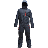 Airblaster INSULATED FREEDOM SUIT Hot Black