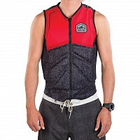 Liquid Force Z-CARDIGAN COMP RED/BLK