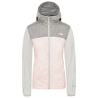 The North Face W CYCLONE JACKET PINK SALT MUL (9JP)