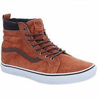 Vans SK8-HI MTE (MTE) glazed ginger/plaid