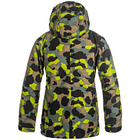 DC SERVO Yth Jkt B SNJT G CAMOUFLAGE LODGE YOUTH