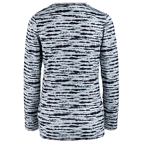 Billabong WARM UP TECH TEE BLACK/WHITE