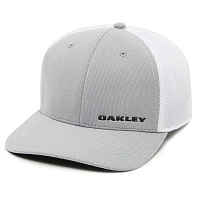 Oakley SILICON BARK TRUCKER 4.0 GREY