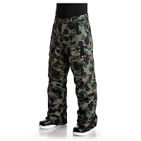 DC CODE PNT M SNPT CAMOUFLAGE LODGE MEN
