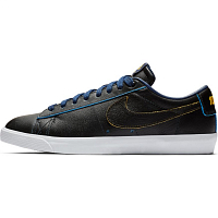Nike SB ZOOM BLAZER LOW GT NBA BLACK/BLACK-AMARILLO-COAST