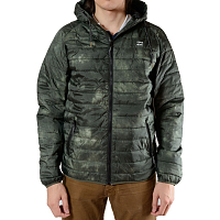 Billabong ESCAPE PUFFER SMOKE MILITARY
