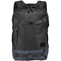 Nixon DEL MAR BACKPACK BLACK/BLACK WASH
