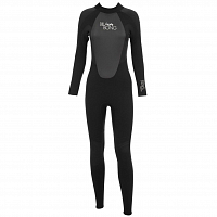 Billabong 543 LAUNCH LS STEAM. BLK/BLK/BLK