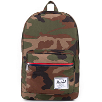 Herschel Pop Quiz WOODLAND CAMO/MULTI ZIP