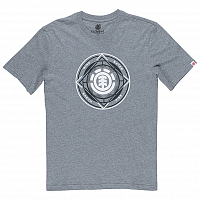 Element CIRCUIT SS GREY HEATHER