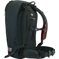 Black Diamond HALO 28 JETFORCE BACKPACK BLACK