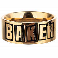 BAKER BRAND LOGO RING ASSORTED