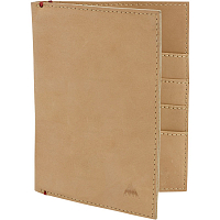 Burton MB PASSPORT FOLIO NATURAL