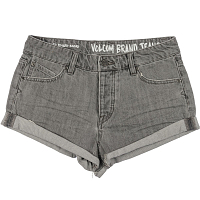 Volcom STONED SHORT ROLLED GREY VINTAGE