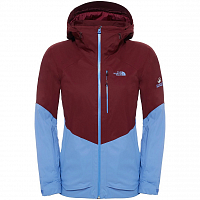 The North Face W SICKLINE INSULATED JACKET DPGRNTRD/STLRBL