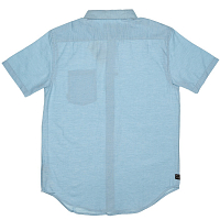 Billabong ALL DAY HELIX SS POWDER BLUE