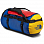 The North Face BASE CAMP DUFFEL BRIGHT COBALT BLUE/TNF BLACK