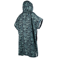 Mystic PONCHO ALLOVER GREEN ALLOVER