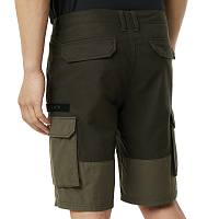Oakley URBAN HYBRID UTILITY CARGO SHORT Dark Brush