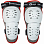 Robowear BOY LONG KNEE GUARDS BIANCO/ROSSO