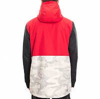 686 MNS FOUNDATION INSULATED JKT RED COLORBLOCK