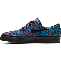 Nike SB JANOSKI CNVS PRM (GS) WATERMELON/BLACK-WATERMELON