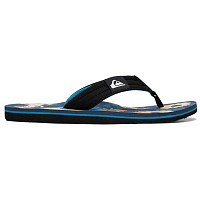 Quiksilver MOLOKAI LAYBACK M SNDL BLACK/ORANGE/BLUE